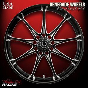 Renegade Phantom Cut Wheels