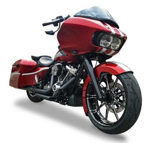 Front Wide Tire Kits