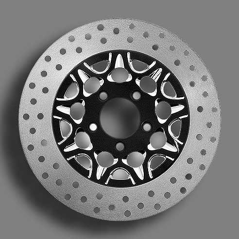 Racine Phantom-Cut Cog Rotor