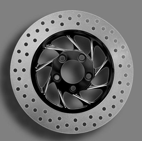 Whistler Phantom-Cut Cog Rotor