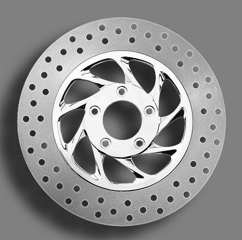 Winslow Phantom-Cut Cog Rotor