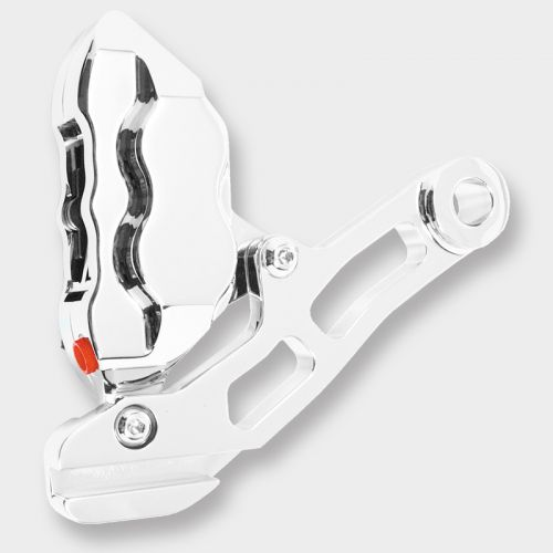 4 Piston Rear Softail Kit